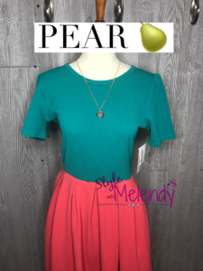 Pear Shape