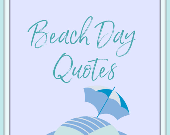 beach day quotes